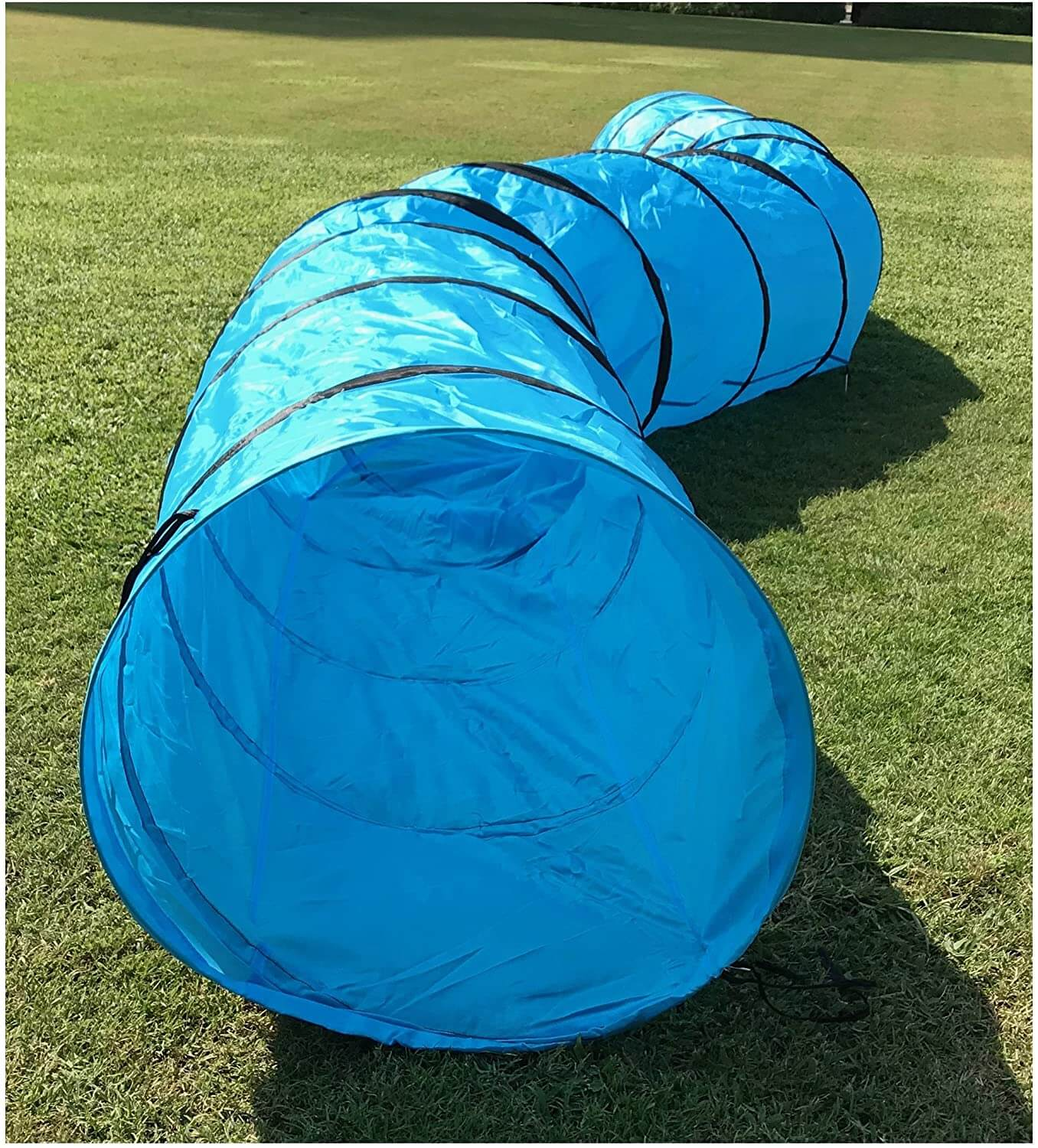dog agility training play tunnel tent factory