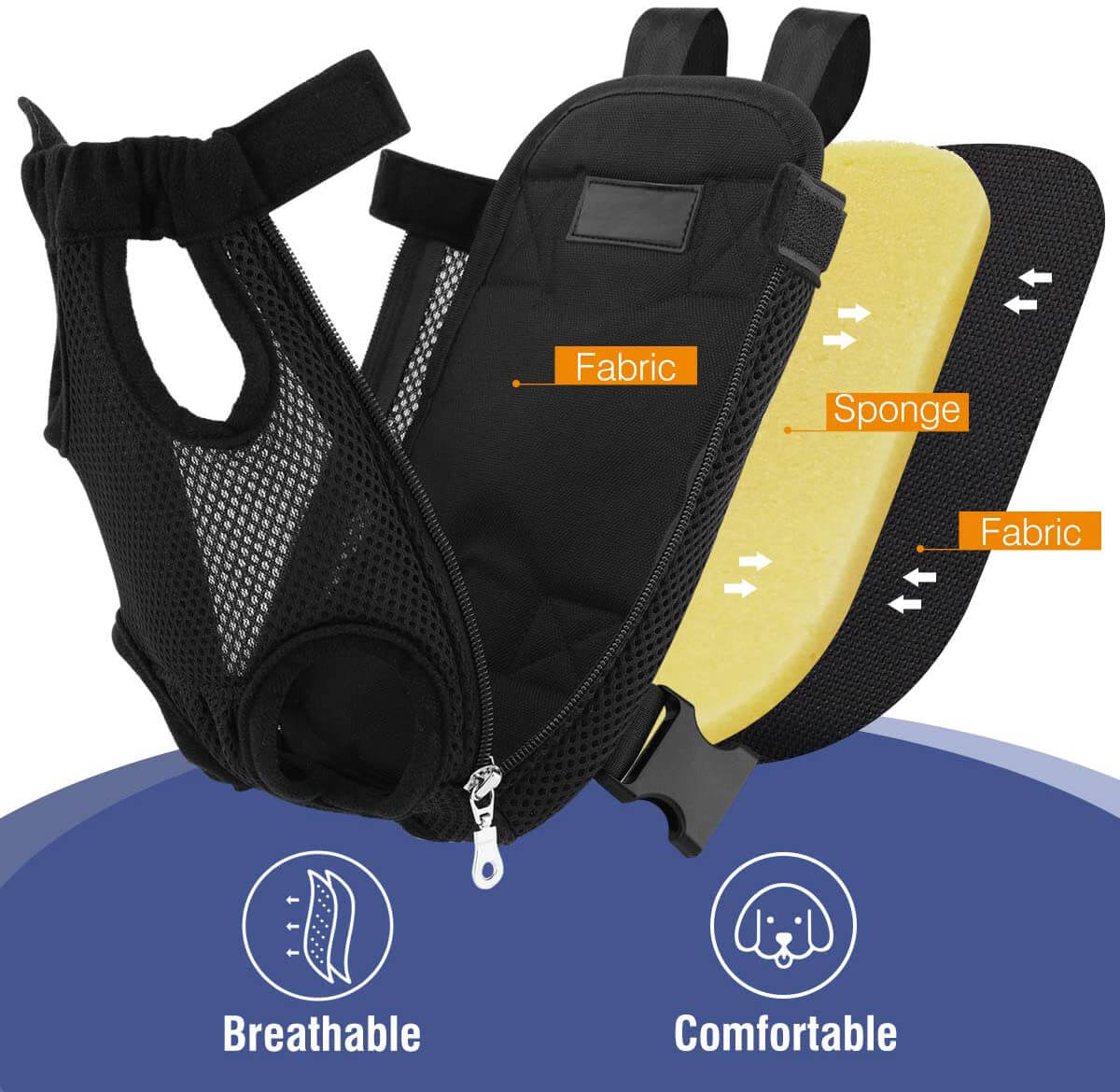 Front Pet Carrier Backpack Factory