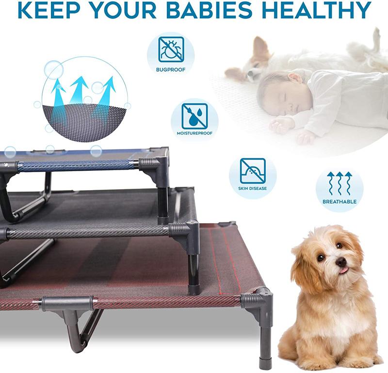 Large Elevated Dog Bed Wholesale Supply